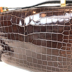 HERMES • Constance Croco • Brown