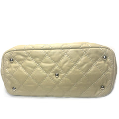CHANEL • Bubble Shopper • Beige