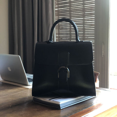 DELVAUX • Brillant GM • So Black