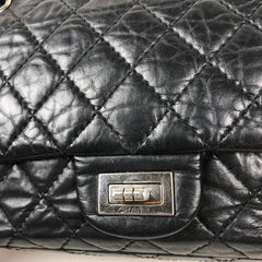 CHANEL • 2.55 Reissue 224 • Black