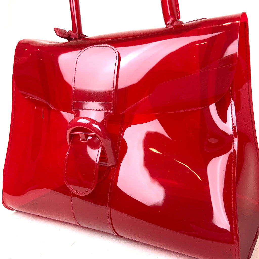 DELVAUX • Chaperone MM • Red -- RESERVED