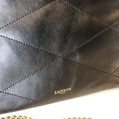 LANVIN • Sugar • Black