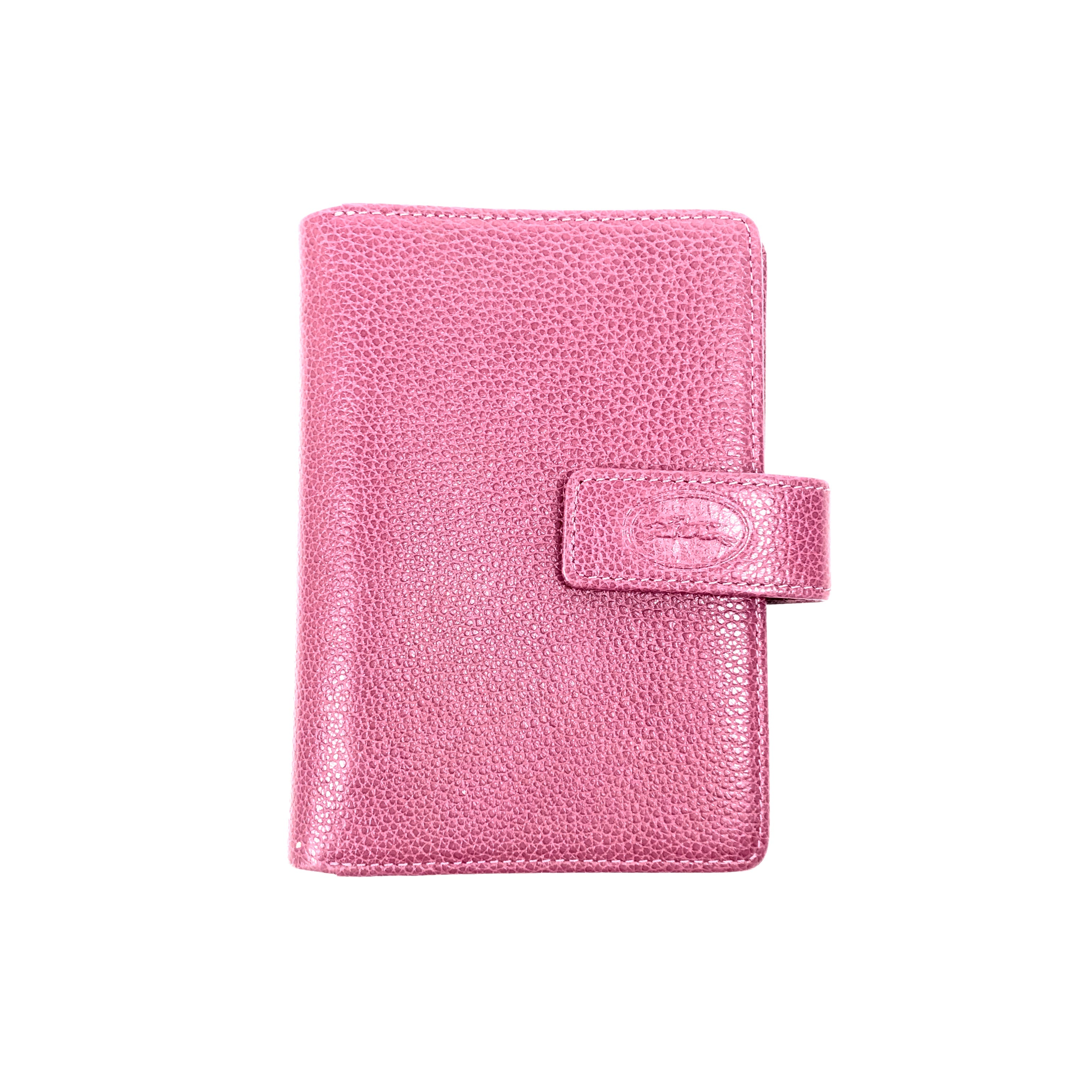 Longchamp Leather Cover Pink