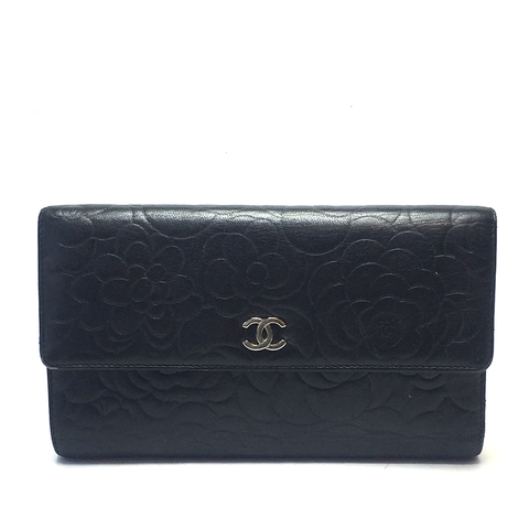 CHANEL Wallet Grey
