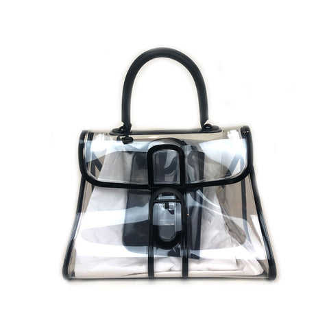DELVAUX • XRay • Transparent & Black