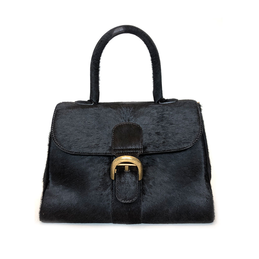 DELVAUX • Brillant MM • Ponyhair -- ULTRA COLLECTOR