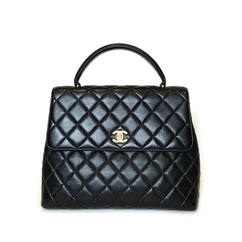 CHANEL • Coco Handle • Black