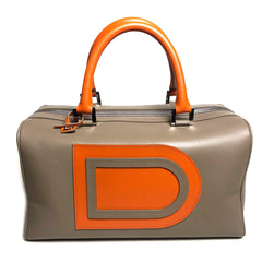 DELVAUX • Louise Boston • Bi-color -- RESERVED