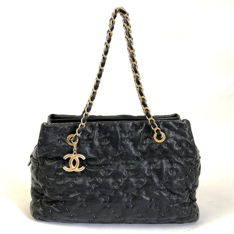 CHANEL Vintage Handbag Black