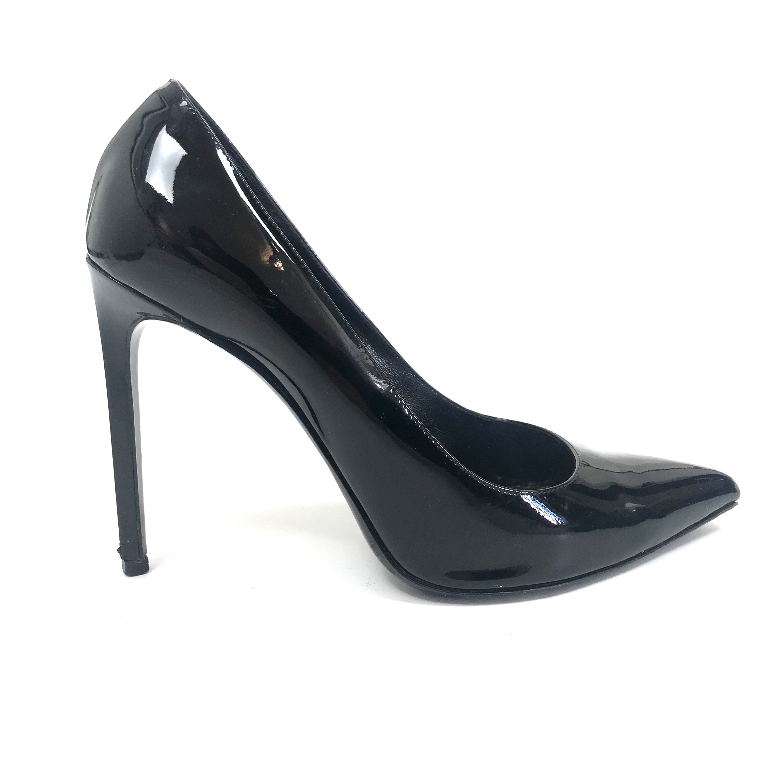 YVES SAINT LAURENT Heels Black - 40