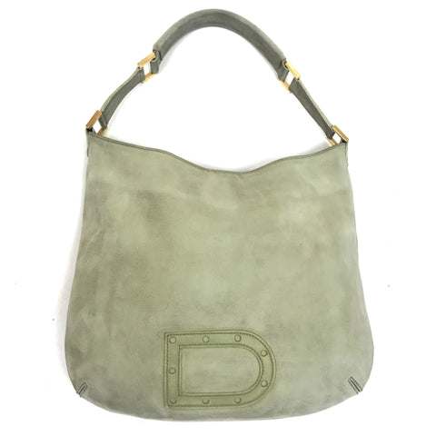 DELVAUX Louise MM Green
