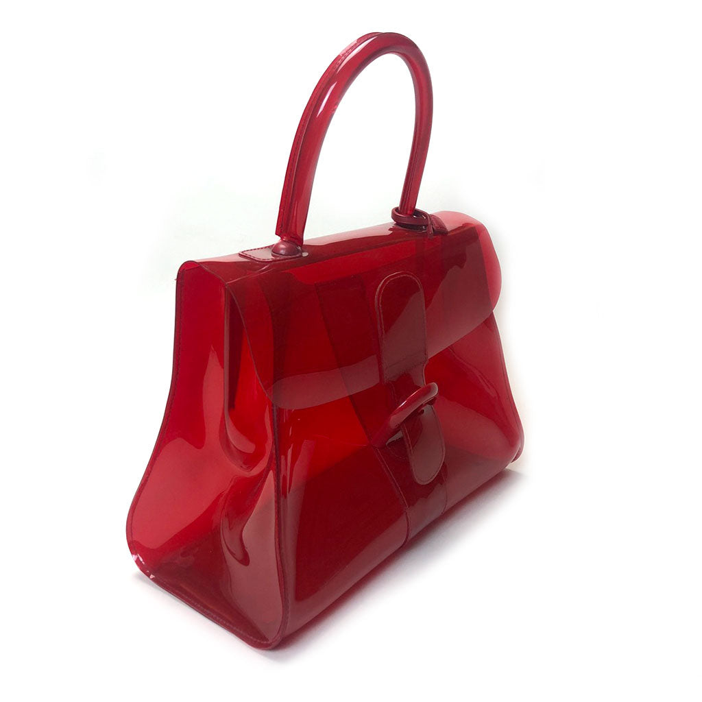 DELVAUX • Brillant Chaperon Rouge • Red