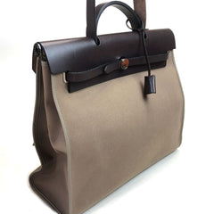 HERMES • Herbag Zip Cabin • Brown