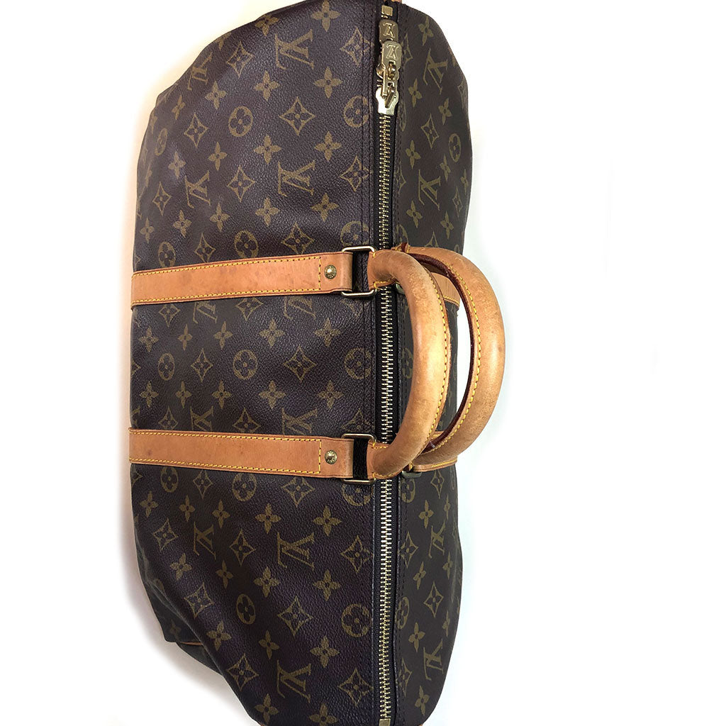 LOUIS VUITTON • Keepall 45 • Monogram