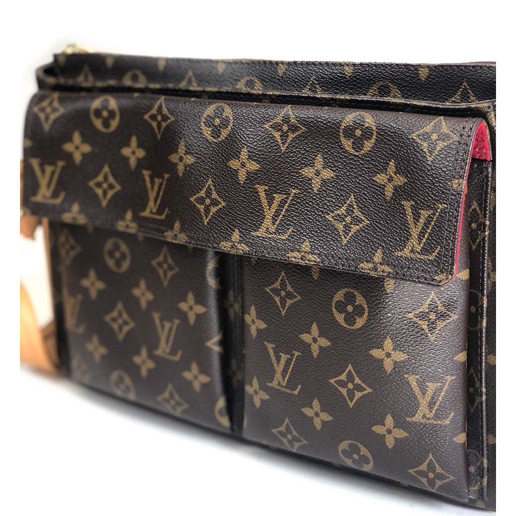 LOUIS VUITTON • Viva Cité GM • Monogram