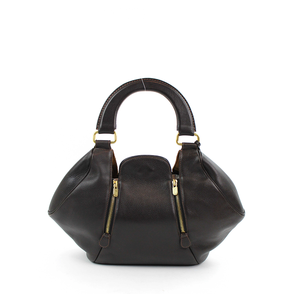 DELVAUX Vintage Brown