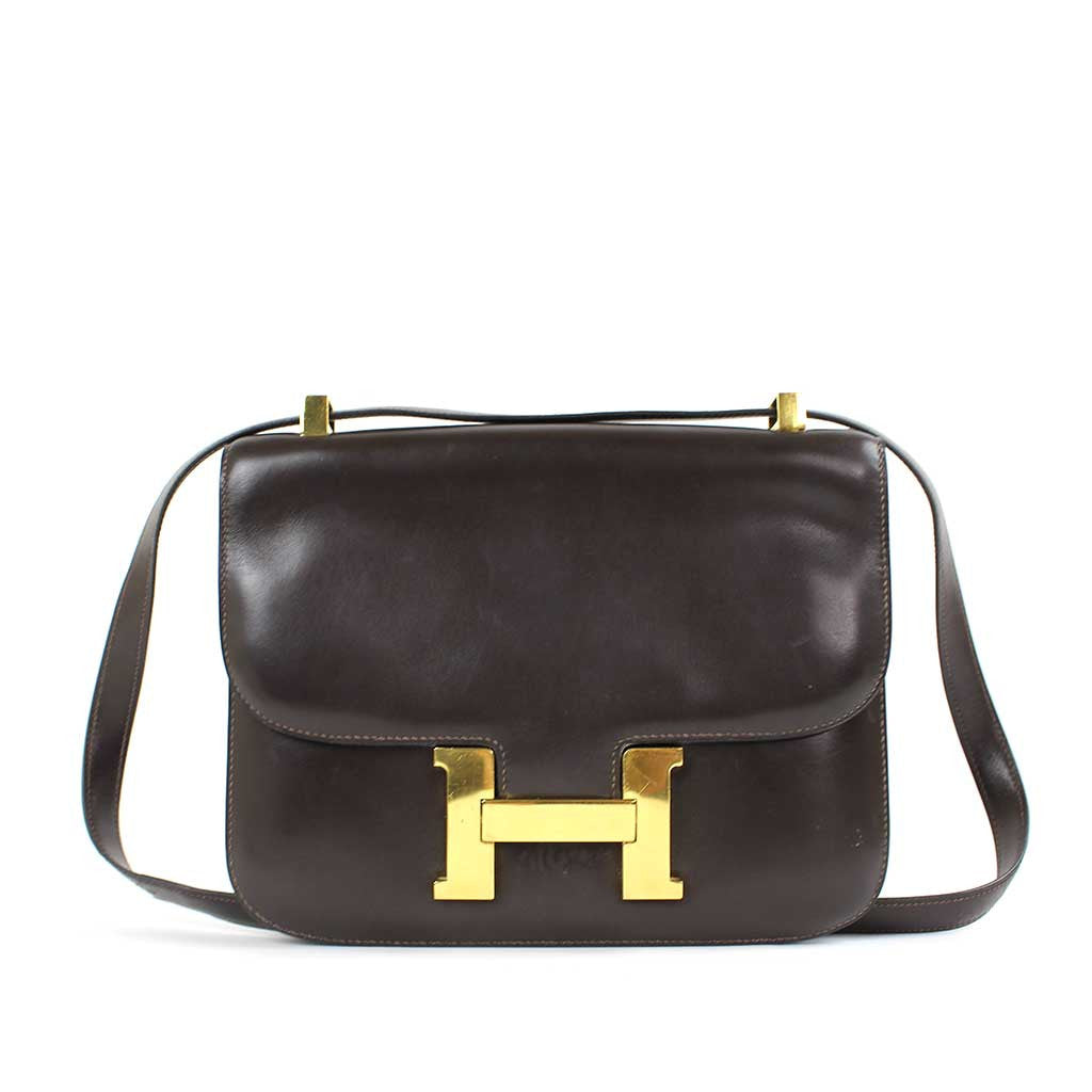HERMES • Constance • Brown
