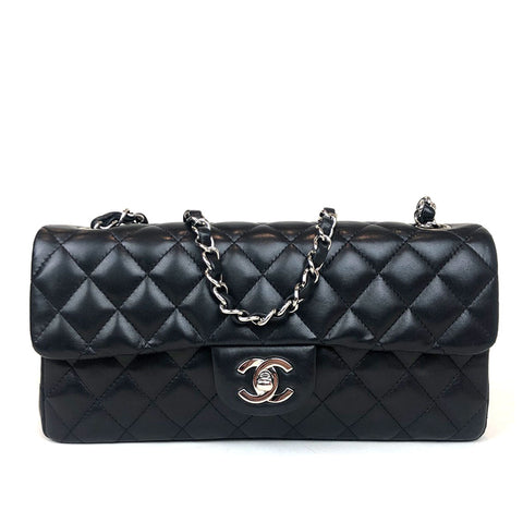 CHANEL • East West Classic • Black