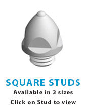 EasyStuds - Square Studs