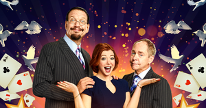 Season Five: Penn & Teller's Fool Us Premieres June 25