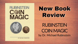 Rubinstein Coin Magic by Dr. Michael Rubinstein