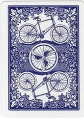 bicycle leage back cards