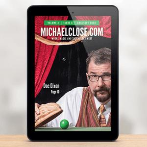 Become a MichaelClose.com Member
