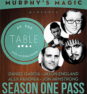 At the Table Live Lecture Series - Season 1 video DOWNLOAD - MichaelClose.com