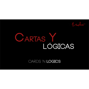 Cards N Logics (Spanish) by Nicolas Pierri - Video DOWNLOAD - MichaelClose.com