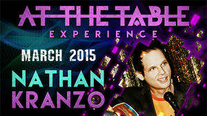 At the Table Live Lecture - Nathan Kranzo 3/4/2015 - video DOWNLOAD - MichaelClose.com
