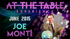 At the Table Live Lecture Joe Monti 6/17/2015 video DOWNLOAD - MichaelClose.com