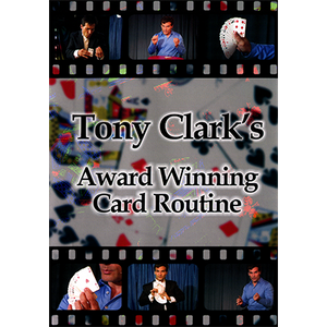Award Winning Card Routine Tony Clark - DOWNLOAD - MichaelClose.com