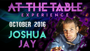 At The Table Live Lecture Joshua Jay October 19th 2016 video DOWNLOAD - MichaelClose.com