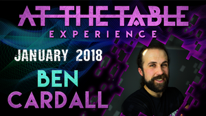At The Table Live Lecture Ben Cardall January 17 2018 video DOWNLOAD - MichaelClose.com