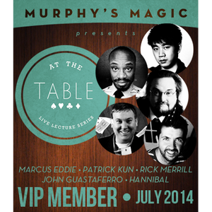 At The Table VIP Member July 2014 video DOWNLOAD - MichaelClose.com