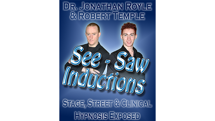 Robert Temple's See-Saw Induction & Comedy Hypnosis Course by Jonathan Royle Mixed Media DOWNLOAD - MichaelClose.com