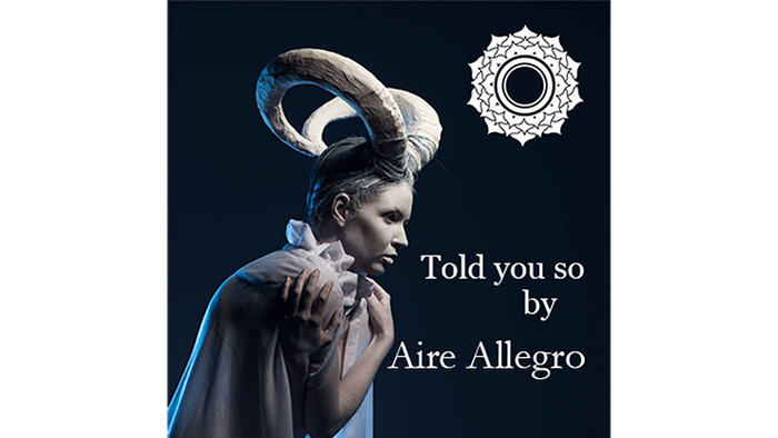 Told you so by Aire Allegro eBook DOWNLOAD