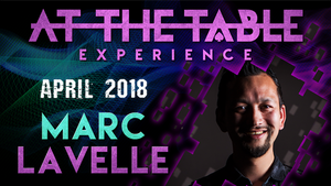 At The Table Live Marc Lavelle April 18th, 2018 video DOWNLOAD - MichaelClose.com