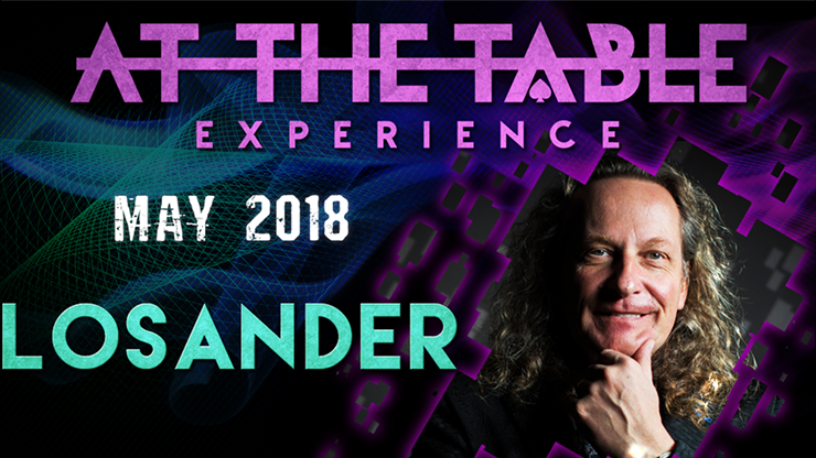 At The Table Live Losander May 2nd, 2018 video DOWNLOAD - MichaelClose.com