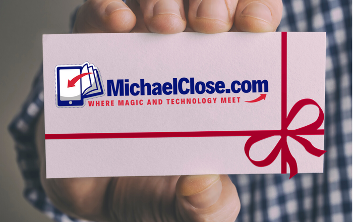 Michael Close Gift Card