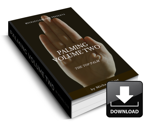 Palming Volume Two - The Top Palm Ebook