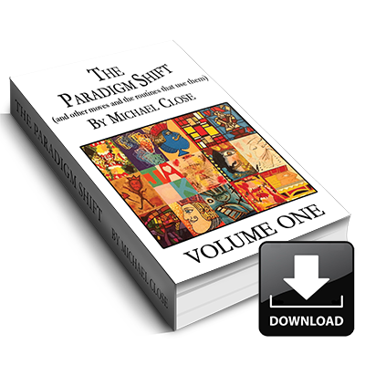 The Paradigm Shift Ebook: Volume One - Instant Download