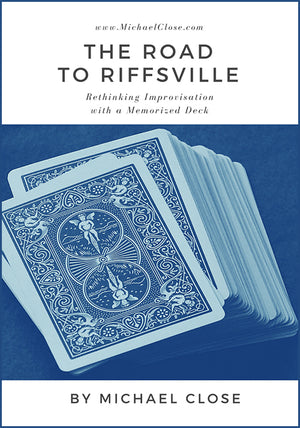 The Road to Riffsville - Ebook Download - MichaelClose.com