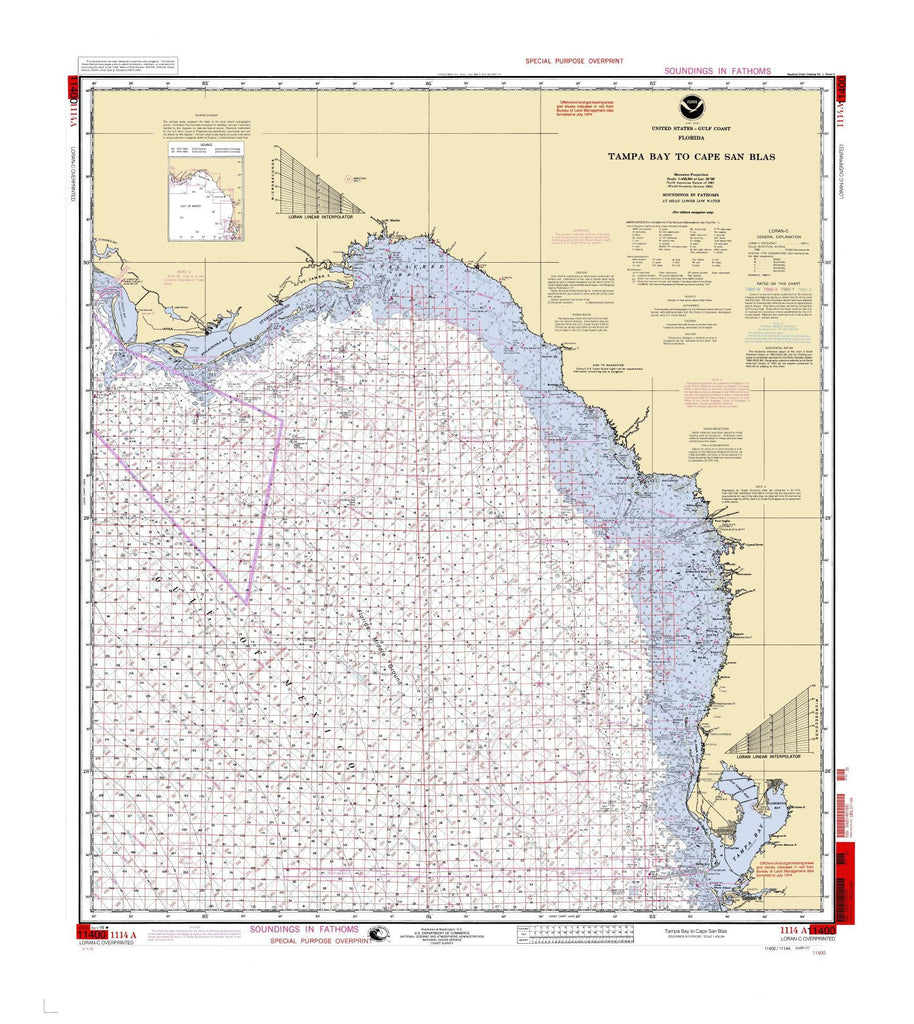 Tampa Bay To Cape San Blas (oil And Gas Leasing Areas)