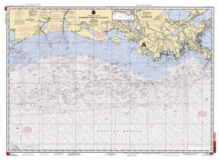 Mississippi River To Galveston (oil And Gas Leasing Areas)