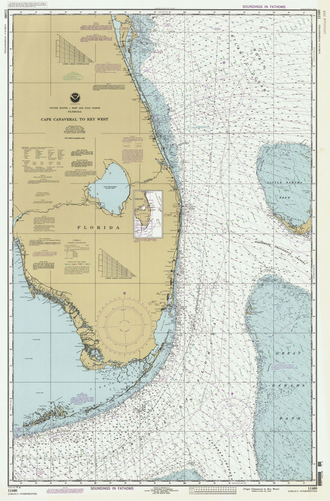 Cape Canaveral To Key West