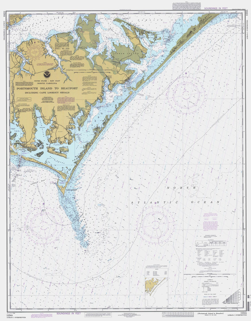 Portsmouth Island To Beaufort