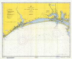 Cape Lookout To New River