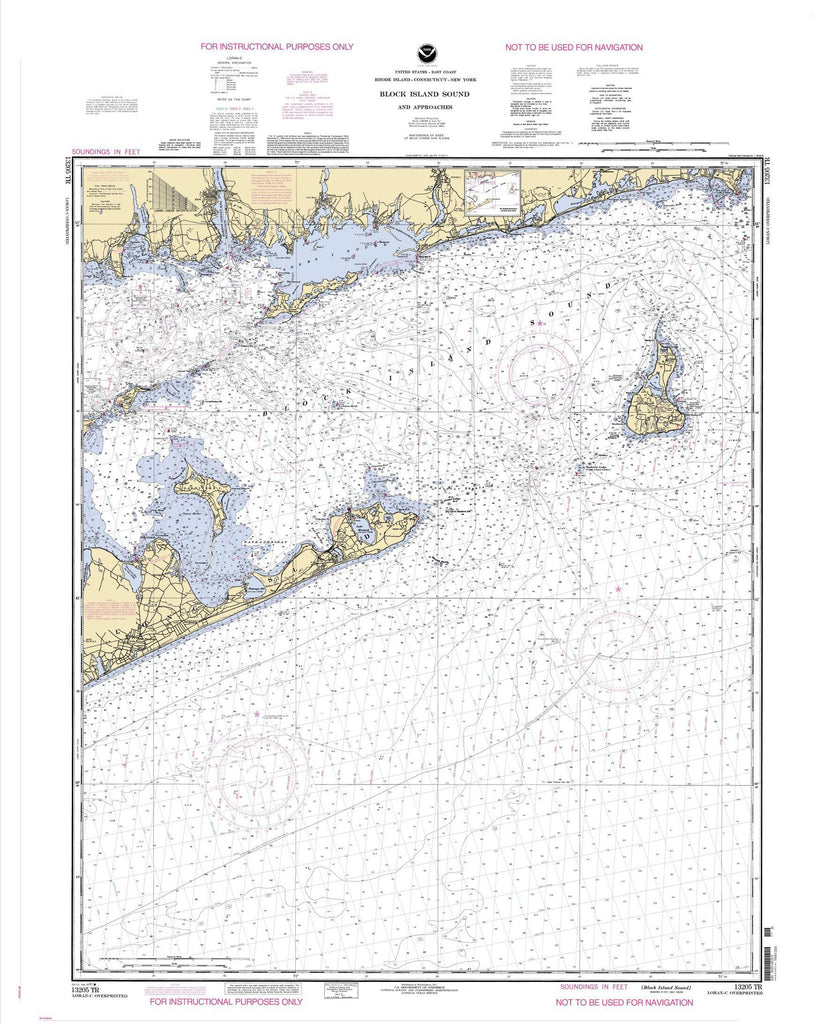Block Island Sound And Approaches