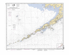 Alaska Peninsula And Aleutian Islands To Seguam Pass